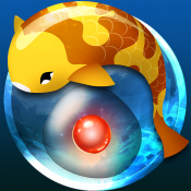 Zen Koi - A Tranquil Aquatic Journey