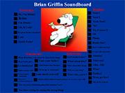 Brian Griffin Soundboard