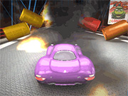 Cars Spy Test Track