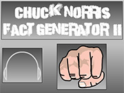 Chuck Norris Fact Generator