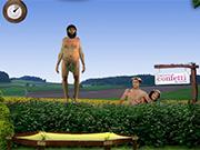 Nudest Trampolining