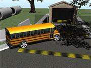 Park It 3D: School Bus 2