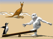 Yeti Sports: Albatros Overload