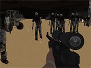 Zombix 3: Surviving The Desert